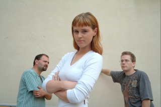 Marcel, Žofie, Ivo