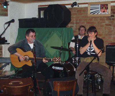 Skupina Dura & Blues Groove