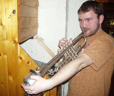Zvukař-trumpetista