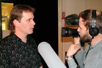 Radim Zenkl po koncertě. Foto: www.marian.cz