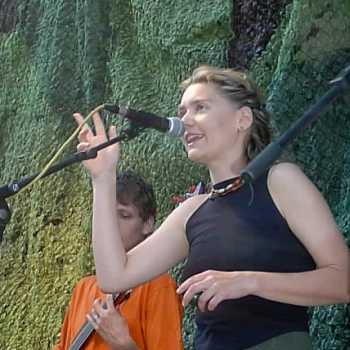 Inka Tognerová - Šantré na hlavní scéně Zahrady 2006