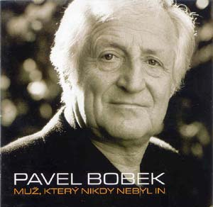 Pavel Bobek - obal CD