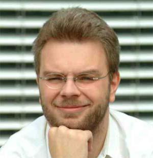 Petr Sedláček. Převzato w oficiálních stránek umělce