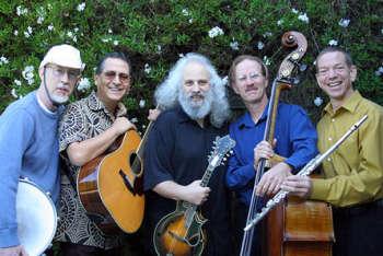 David Grisman Quintet 2006 - foto: www.acousticdisc.com