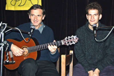 František a Martin Vlčkové
